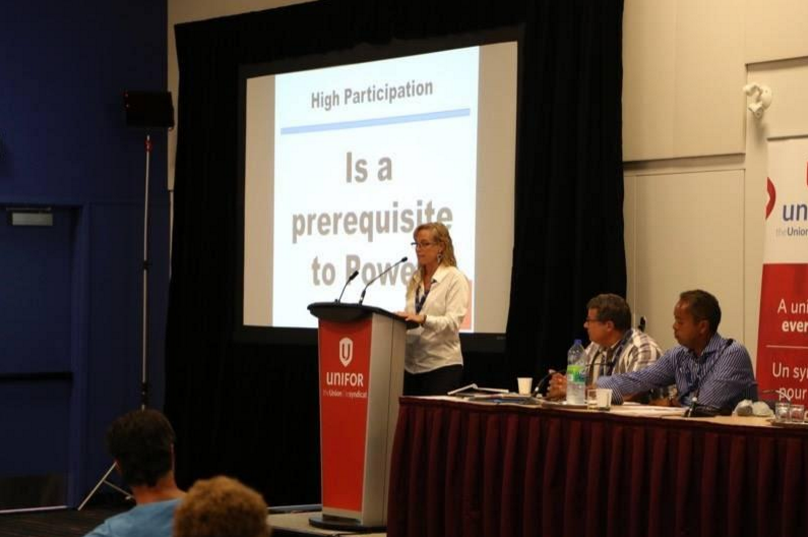 jane-mcelevey-unifor-conference-august-2015