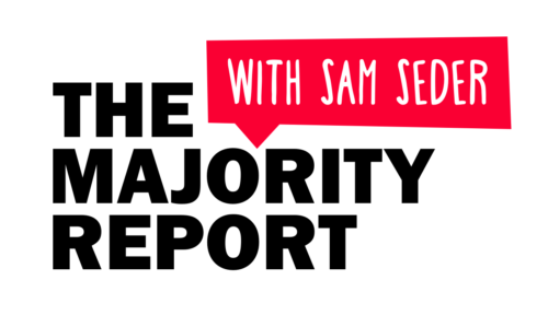 Sam Seder Majority Report logo