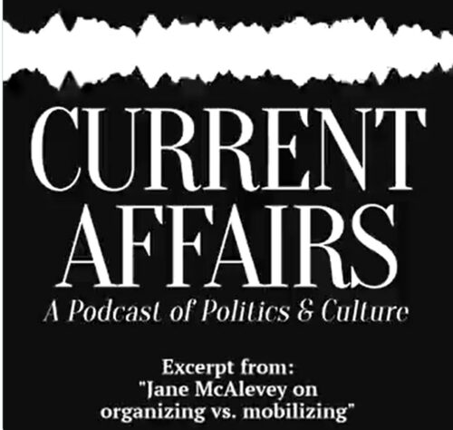 Current Affairs podcast logo