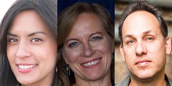 Francesca Fiorentini, Jane McAlevey & Nato Green