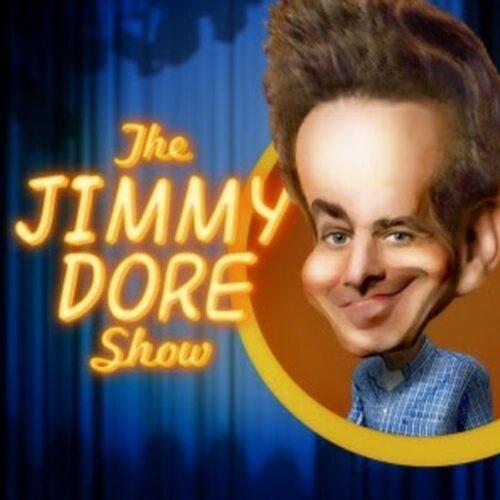 jimmy dore comedy logo