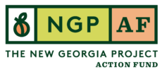 New Georgia Project Action Fund Logo