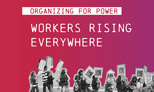 Workers-Rising Everywhereposter-