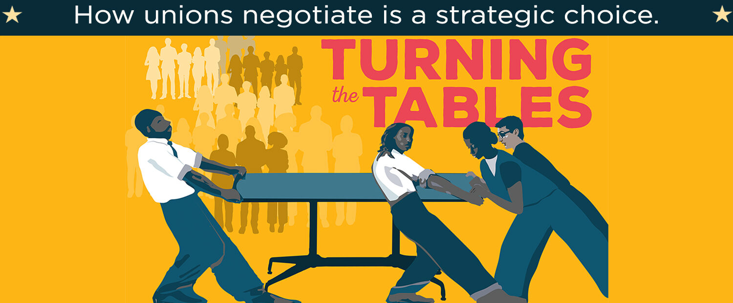 Trning the Tables cover image